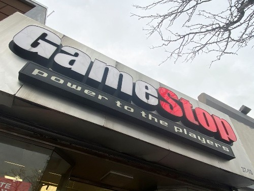 GameStop shares rally for another day, as total volume exceeds number of tradeable shares