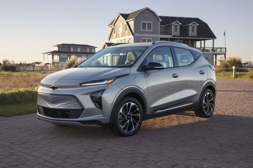 Review: Chevrolet's new Bolt EV is a compelling proposition at its price