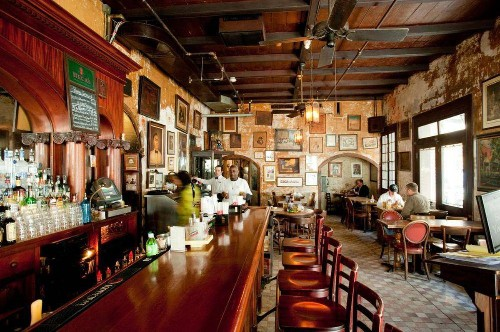 Joseph Boyden's favourite places in New Orleans