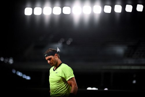 Nadal's unexpected holiday shows the stars are taking back control