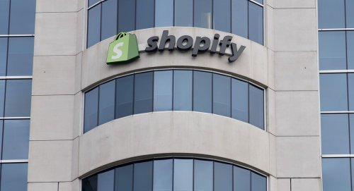 Shopify's side hustle: Ottawa giant books windfall gains investing in partner companies