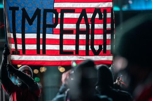 U.S. Democrats prepare for second impeachment of President Trump
