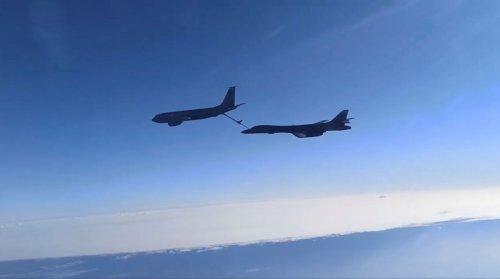 Russia scrambles fighter jets to escort U.S. strategic bombers over Black Sea