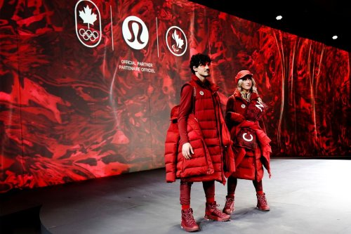 Team Canada overblown unveiling of new Olympic uniforms shows it's focusing on the wrong things