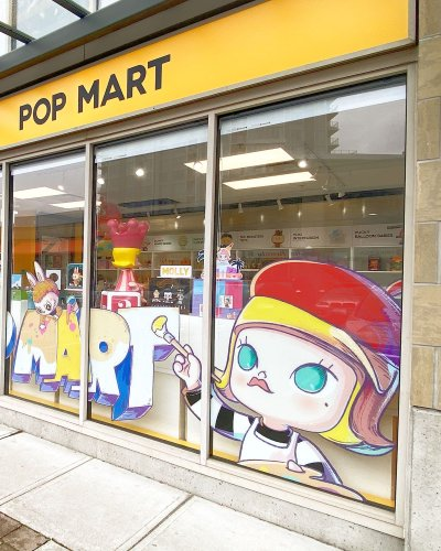 Retail therapy: Pop Mart's collectible toys now available at its first Canadian store in B.C.