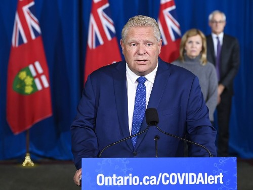 Coronavirus Update: Ontario tightens restrictions in three hot spots as new COVID-19 case tally hits 939