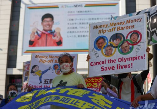 Japan's Tokyo Olympics nightmare is coming true with worst COVID-19 outbreak to date