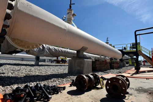 Line 5 dispute is 'directly and significantly' impacting Canada-U.S. relations, Enbridge says
