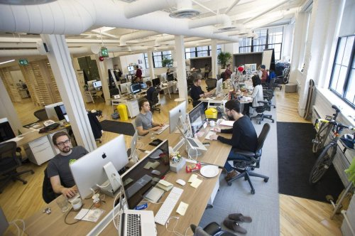 Booming tech startup space nearing a 'pullback,' observers say