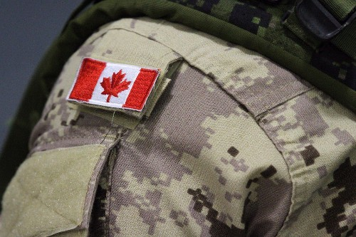 Canadian military dealing with surge in new COVID-19 infections since December
