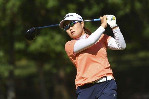 LPGA Arkansas championship: Japan's Nasa Hataoka gets second ace, shares first with Australia's Minjee Lee