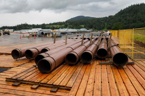 Energy regulator approves change to Trans Mountain pipeline route