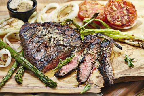 Recipe: Flank steak is a great grilling option for beginners and experts alike