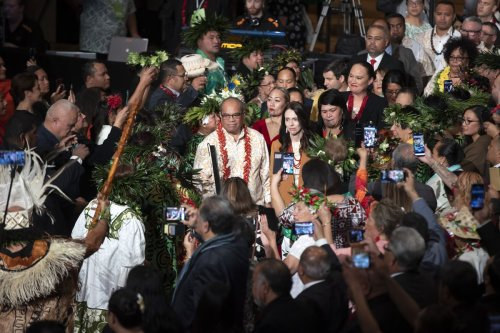 New Zealand PM Jacinda Ardern apologizes for historic raids on Pacific people