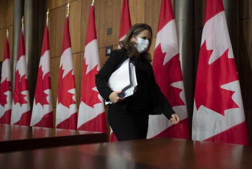 Politics Briefing: Assessment of pandemic's economic impact puts federal budget on hold