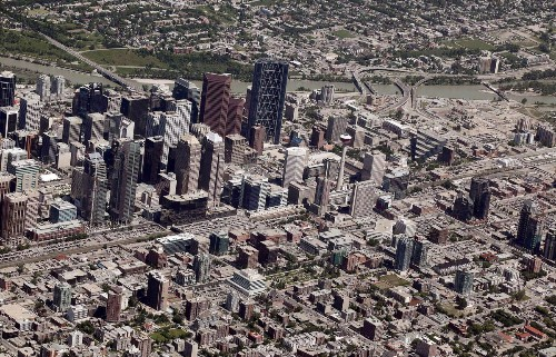 Calgary's downtown office vacancy rates rise to record levels with no landlord relief in sight