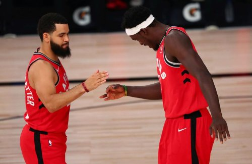 Toronto Raptors Fred VanVleet says the blame and guilt associated with COVID-19 is unfair