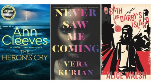 Six intriguing thrillers for the liminal days of September