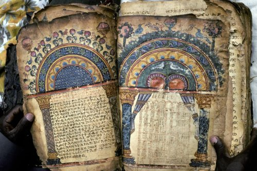 Where are the Garima Gospels? In Ethiopia, scholars fear the worst for one of Christianity's oldest manuscripts