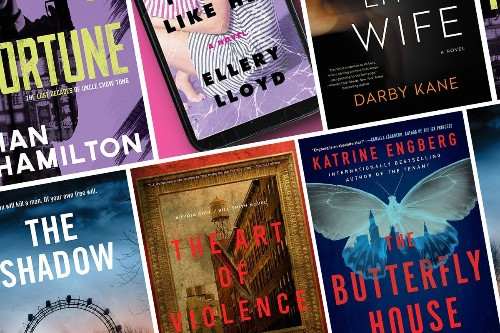 Six engrossing new mystery novels to cozy up with this winter