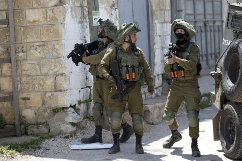 Israel to halt 'intelligence mapping' of Palestinian homes