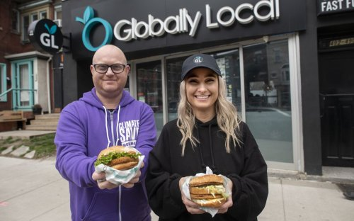 Vegan fast-food chain plans public offering as it seeks to disrupt traditional players