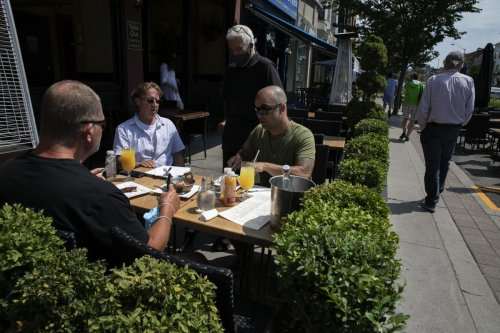 Of all the changes COVID-19 brought, outdoor dining is one of the best. Hopefully, it's here to stay