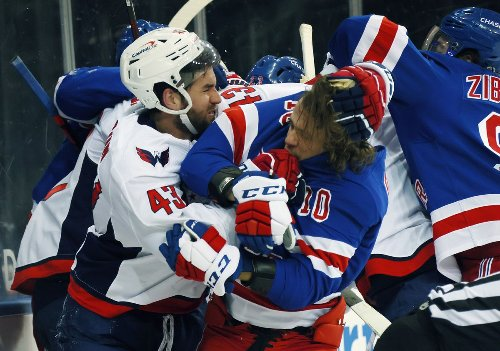The curious case of Tom Wilson continues to hound NHL, critics