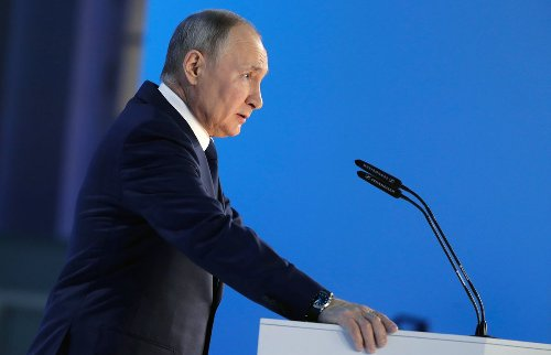 Opinion: Vladimir Putin is consumed by fear, and his worries aren't likely to subside