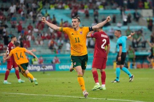 Gareth Bale sets up both goals as Wales beats Turkey at Euro 2020