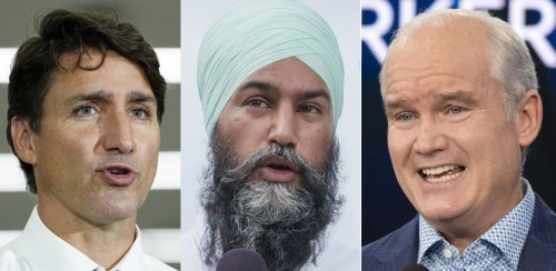 Trudeau barnstorms country ahead of Monday vote, as O'Toole campaigns in GTA and Singh tours B.C. Lower Mainland