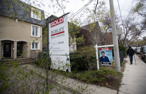 Bank of Canada governor says red-hot housing market showing signs of speculative behaviour