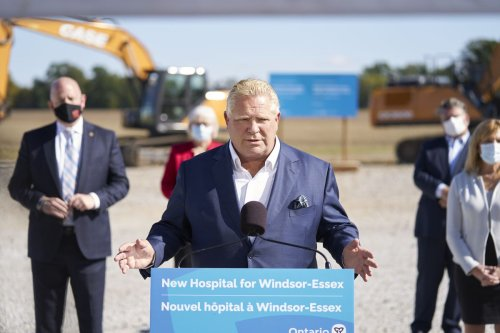 Doug Ford and MLSE CEO met privately ahead of COVID-19 vaccine passport app partnership