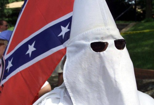 Ku Klux Klan gives out free candy in South Carolina recruiting effort