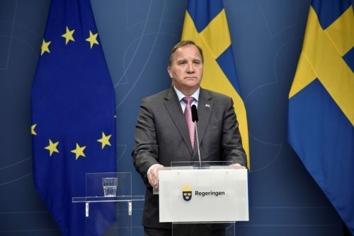 Swedish PM Stefan Lofven faces defeat in Monday no-confidence vote