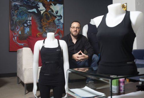 Why astronauts are wearing this Montreal company's smart clothing