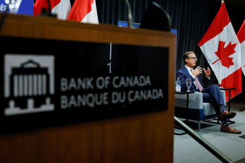 Bank of Canada ends quantitative easing program, moves forward timeline for rate hikes