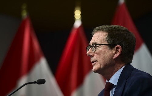 Money markets see rising chance of 'micro rate cut' from Bank of Canada