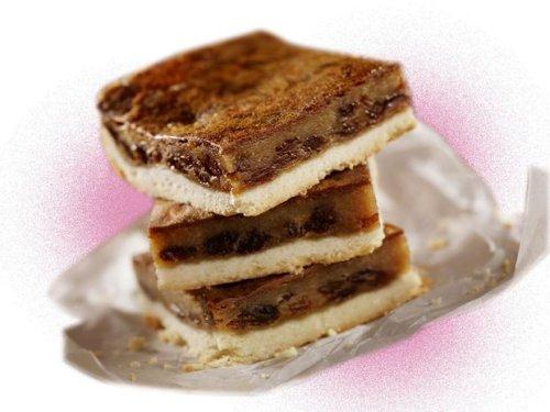 Butter tart square recipe