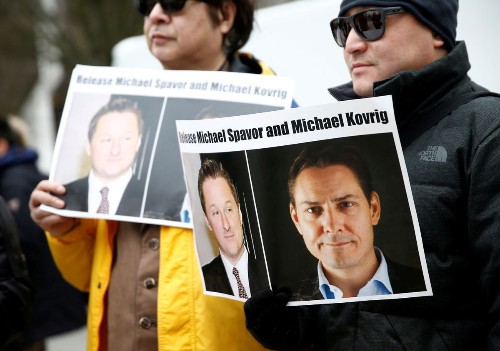 Ambassador given 'consular access' to Michael Kovrig, the Canadian detained in China