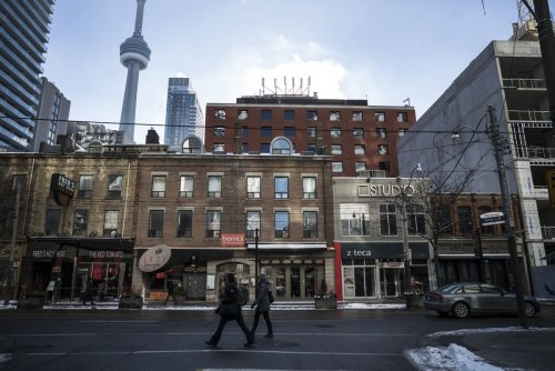 How Toronto found a pot of value buried in some poorly utilized downtown real estate