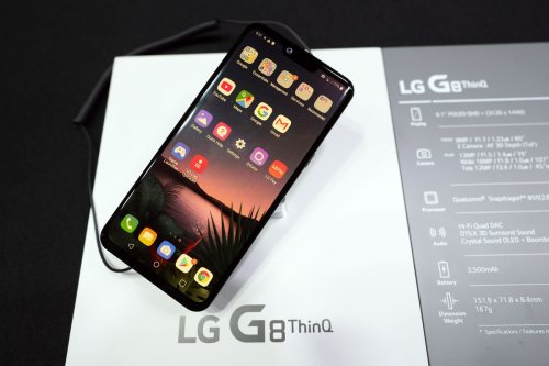 LG Electronics becomes first major smartphone brand to withdraw from market