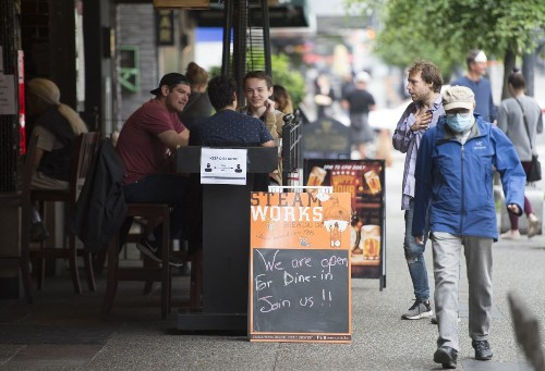 Vancouver Coastal Health warns of possible COVID-19 exposures at downtown bars