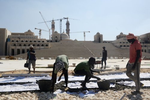 Escape from Cairo: Why is el-Sisi building a new capital in the Egyptian desert?