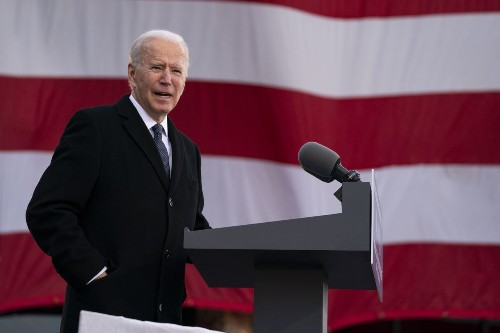 Inauguration day 2021: Joe Biden sworn in as the 46th U.S. president - cover