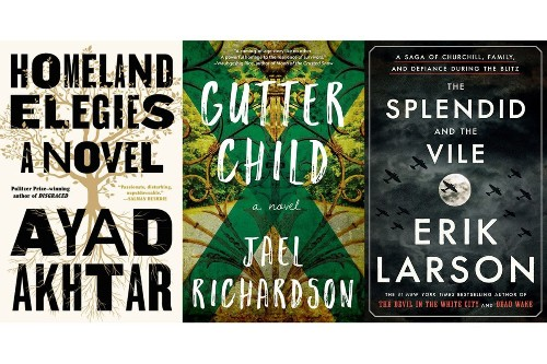 The books that Globe Arts writers and editors are planning to read this year
