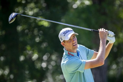 Hadley two shots in front of DJ at Palmetto Championship