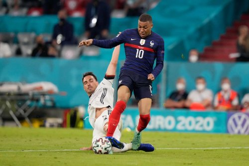 Own-goal gives France 1-0 win over Germany at Euro 2020