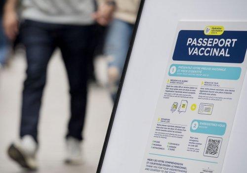 Trudeau announces new federal standard for COVID-19 vaccine passports