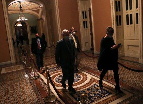 McConnell blocks Senate vote on $2,000 stimulus cheques favoured by Trump, Democrats